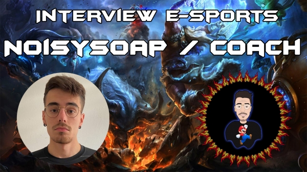 Interview avec NoisySoap