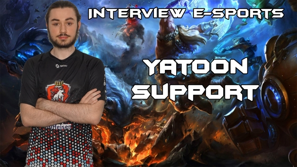Interview with Yatoon
