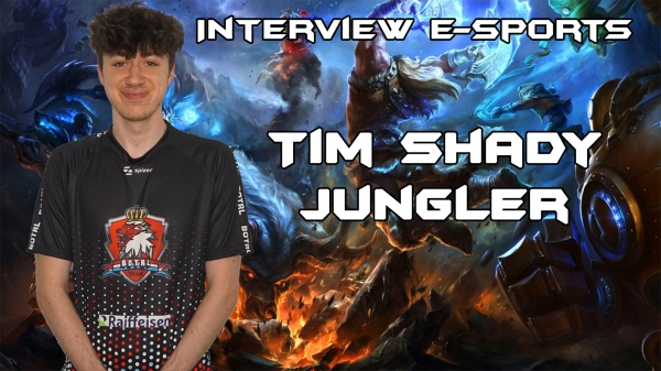 Interview avec Tim Shady